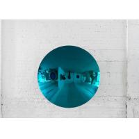Cheap Sky Mirror Polished Outdoor Metal Wall Art Decor And Sculptures By Anish Kapoor for sale
