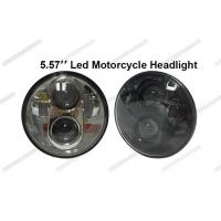 """Cheap 6000K 5.75"""" Motorcycle LED Headlight High Low Beam With Die Cast Aluminum Housing for sale"""