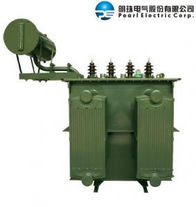 Cheap Oil Immersed Distribution Reactor 10 KV - Class HV Winding / LV Winding for sale
