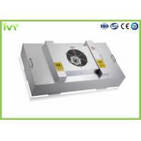 Cheap Self Contained Design Industrial Fan Filters OEM / ODM Accepted For Cleanroom for sale