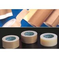 Cheap PTFE coated fiberglass adhesive sheet & tape , high temperature resistance for sale