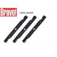 Cheap Black Lawn And Garden Equipment Parts Steel Lawn Mower Blades Replacement for sale