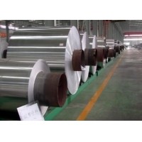 Cheap Embossed Stucco Aluminum Coil For Refrigerator Production 0.06 - 3.0 mm Thickness for sale