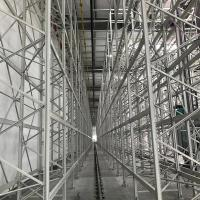 Quality Industrial Automatic ASRS Racking System Warehouse Automated Storage Crane wholesale
