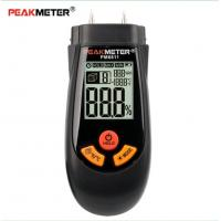 Cheap Timber Industry Environmental Meter High Sensitivity Probe Temperature Compensation Tester for sale