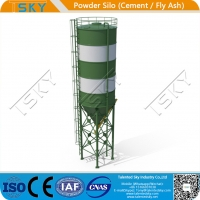 Cheap 30T Bolted Cement Silo for sale