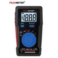 Multifunctional Digital Volt Ohm Meter , Manual Range Digital Multi Meter