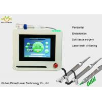 Cheap 980 nm Diode Frenectomy Laser For Dental Treatment No Bleeding No Sewing for sale