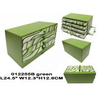 Decorative Boxes For Paper Storage : Multipurpose decorative paper storage boxes rectangle
