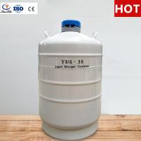 Cheap TIANCHI Liquid Nitrogen Tank 35L Industrial Storage Container Price for sale