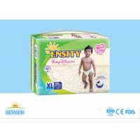 Buy cheap Sleepy Disposable Baby Diapers 100% Quality Guarantee With Super Absorbent Polymer from wholesalers
