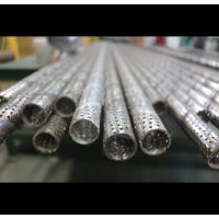 Cheap Electrolytically Polished Perforated Stainless Cylinder Up To 2000 Mm In Length for sale
