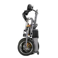 Cheap 350w E Bike Lithium Battery Electric Scooter 3 Wheel 14 Inch With LED Light for sale