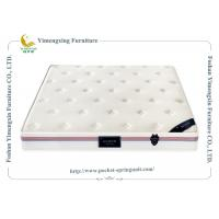 Buy cheap Medium Firm Queen Size Hybird Latex Mattresses With All Around Zipper from wholesalers