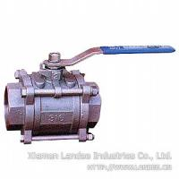 Cheap Socket-Welded Forged Steel Ball Valves for sale