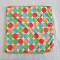 Cheap Dot printed towel for sale