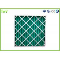 Cheap Fireproof Coarse Primary Air Filter High Safety Utilizing In Apyrous Prefilter for sale