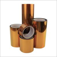 Cheap Polyimide Film Tape with Flame Retardant Capabilities for Lithium Battery Edge Wrapping for sale