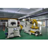 Buy cheap Compact 3 In 1 Coil Feeder Straightener For Automotive Stamping Parts from wholesalers