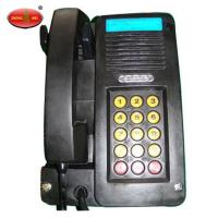 Cheap China Mining Equipment HCX-3 Portable Mining Magneto Telephone for sale