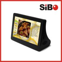 Q899 Free Standing Android Table PC For Restaurant E-menu Service Automation with POE
