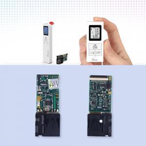 Cheap 1m Close Range Distance Meter Laser Ranging Sensor Diy Measure Modules Transducer for sale