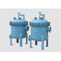 Cheap Multi Bag Filter Housing Reliable Operation For Industrial Water Treatment for sale