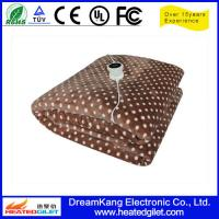 Cheap Heated blanket factory in China for sale