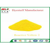 Cheap Synthetic Organic Dyes Reactive Brill Yellow K-6G C I Reactive Yellow 2 100% Purity for sale