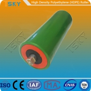 Cheap Wear Resistant High Density Polyethylene HDPE Roller for sale