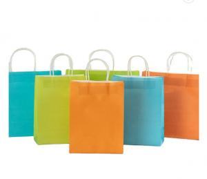 Cheap 26oz Gift Kraft Paper Bag for sale