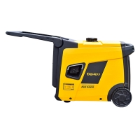 Cheap ISO 9001 70x55mm Single Phase Portable Gasoline Generator for sale