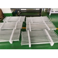 Cheap Brazed Liquid Cooling Panel Aluminum Spare Parts For Heat Sink Of Electrical Car for sale