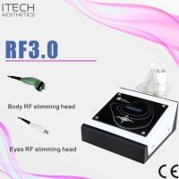 China 5MHz Bipolar and Tripolar Radio Frequency Beauty Machine for Cellulite Removal on sale