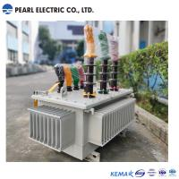 Cheap Oil Immersed Type Liquid Immersed Transformer With Core Material Of Amorphous Alloy for sale