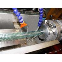 Cheap Hose Pipe Plastic Extrusion Line Single Screw For Liquid Gas Air Transport for sale