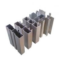 Cheap Electrophoresis Aluminum Door Extrusions for sale