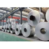 Cheap Aerospace Alloy Flat Aluminum Coil Roll With High Tech Temper O / T4 / T6 / T651 for sale