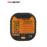 Cheap Portable Mains Electric Socket Tester Circuit Breaker Finders With Ensure Line for sale