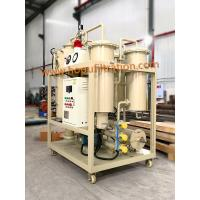 Cheap Unqualified Turbine Oil Dehydration,Turbine Oil Filtration Plant With Emulsify Value<15min After Treating,1200L Per Hour for sale