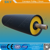 Cheap Cement Industry CEMA Belt Conveyor Drum Pulley for sale