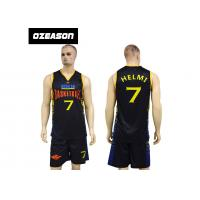 Cheap Cheap Custom Dry Fit Lycra Basketball Uniforms For Adults And Kids for sale