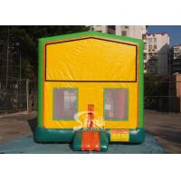 Cheap 13x13 commercial inflatable module bounce house with various panels made of 18 OZ. PVC tarpaulin for sale