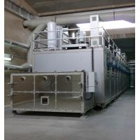 Cheap Highly Efficient Belt Sludge Drying Equipment / Continuous Sludge Dryer for sale