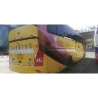 Cheap Used Yutong Buses ZK6122 47 VIP Seats With Toilet Double Doors Weichai Engine 247kw for sale