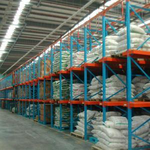 Cheap Storage Equipment Adjustable Drive In Racking System Metal Storage Bin Rack for sale