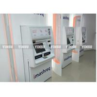 Cheap Restaurant Cash Recycling Machine Multi - Color Processed Surface Easy Operation for sale