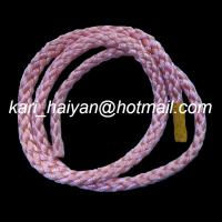 Red , Blue , Yellow Nylon Fiber Paper Carrier Rope for High-speed Paper Machine
