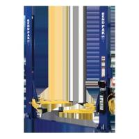 Cheap 5200mm high four post parking lift for sale