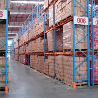 Buy cheap High quality 4 layer shelves storage pallet racking racks for warehouse from wholesalers